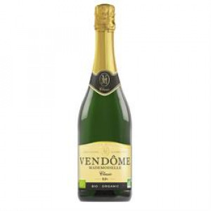 Alcohol Free Organic Sparkling Wine 750ml