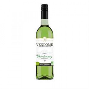 Alcohol Free Organic Chardonnay Wine 750ml