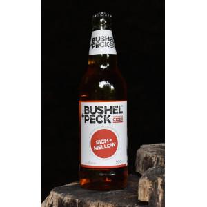 Bushel+Peck RICH+MELLOW Medium Dry Cider 500ml (12 Bottles)