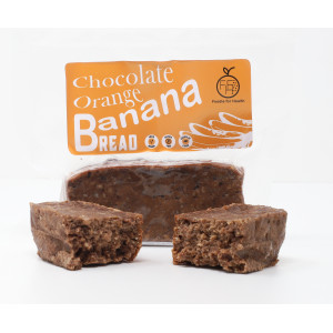 Chocolate-Orange Banana Bread Snack Box