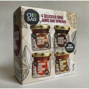 Baobab Jam mini gift set