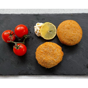 Breaded Haddock Fishcakes