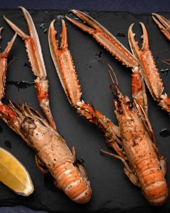Whole Langoustine 750g size 1