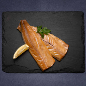 Frozen Hot Smoked Mackerel