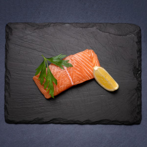 Frozen Scottish Salmon Portions