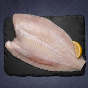 Skinless Whole Lemon Sole – on the bone