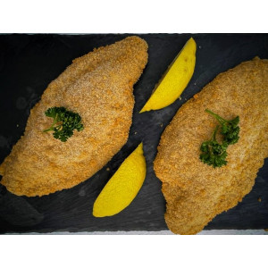 Oven Ready Breaded Lemon Sole