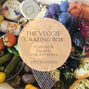 The Veggie Grazing Box