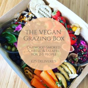 The Vegan Grazing Box