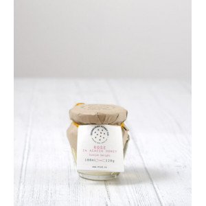 Rose Infused Acacia Honey 120g