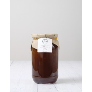 Raw Buckwheat Honey 1kg