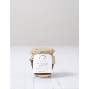 Raw Buckwheat Honey 120g