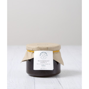 Raw Buckwheat Honey 400g