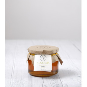 Gin Infused Lime Honey 400g