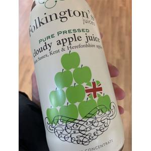 1LTR Cloudy Apple Juice