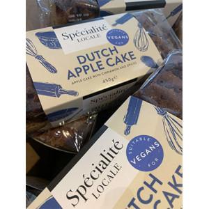 Dutch Apple Cake – Suitable For Vegans