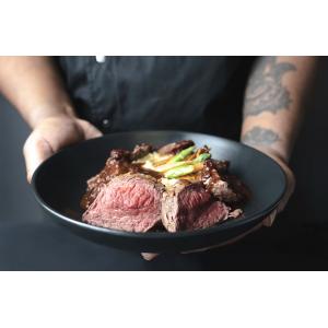 1 x Grass Fed Sirloin Steak 7oz