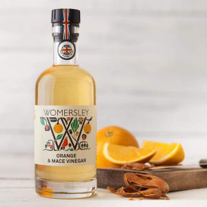 Womersley Orange and Mace Vinegar 250ml