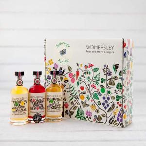 Womersley Enduringly Popular Vinegars Gift Set