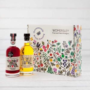 Womersley Quintessentially British Dressing Set