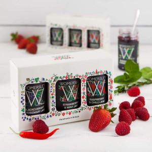 Womersley 3 Luxury Jam Gift Set