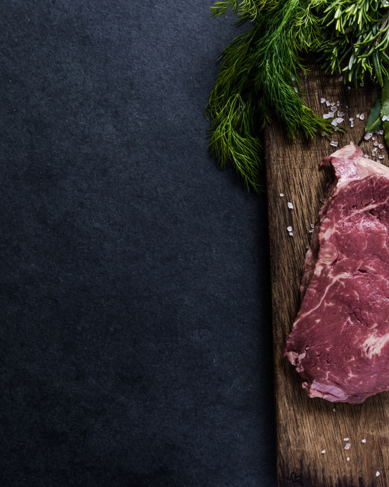 COTSWOLD BEEF - Organic Grass Fed Mixed Beef Box