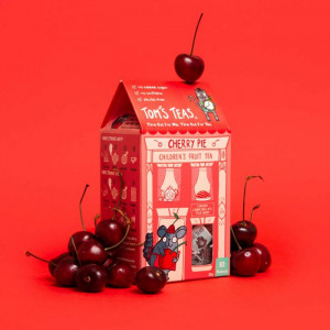 Cherry Pie Kids Fruit Tea