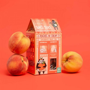 Peaches and Cream Kids Fruit Tea