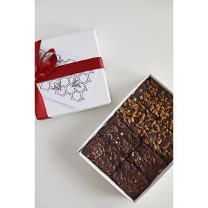EK Christmas Brownie Selection Box