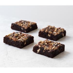 EK Salted Caramel and Pecan Brownies x 16