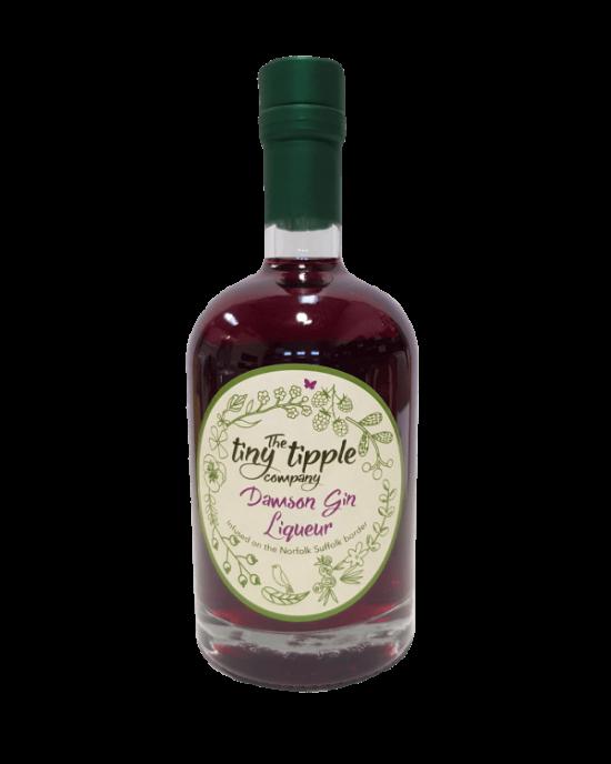 The Tiny Tipple Damson Gin Liqueur
