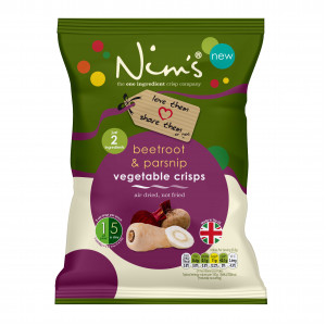 Air Dried Beetroot & Parsnip Share Bag (70g)