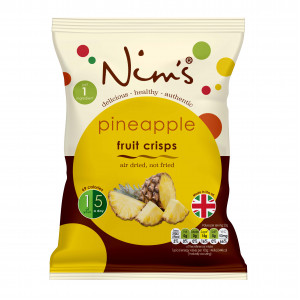 Pineapple Fruit Crisps (20g)