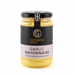 Cotswold Gold Garlic Mayonnaise