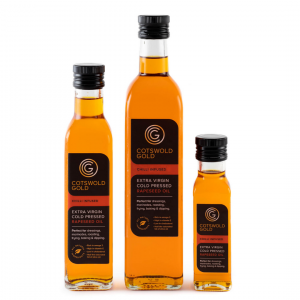 Cotswold Gold Original Rapeseed Oil Infusions - Chilli 250ml