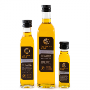 Cotswold Gold Original Rapeseed Oil Infusions - Rosemary 250ml