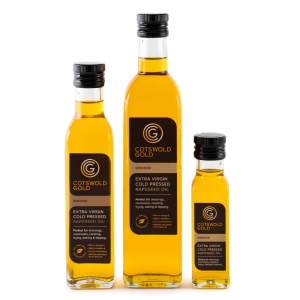 Cotswold Gold Original Rapeseed Oil Infusions - Smoked 250ml