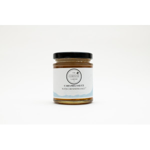 Caramel Sauce with Cornish Sea Salt