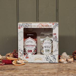 Old Curiosity Gin Christmas Gift Pack