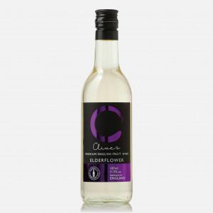 Clive's Elderflower wine 187ml