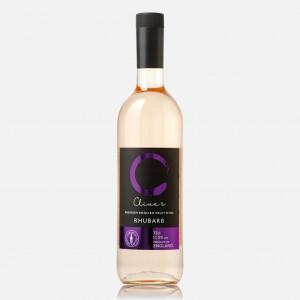 Clive's Rhubarb wine 750ml