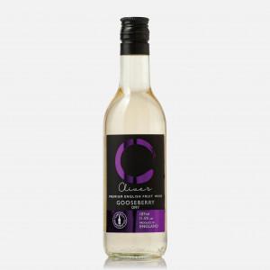 Clive's Gooseberry wine 187ml