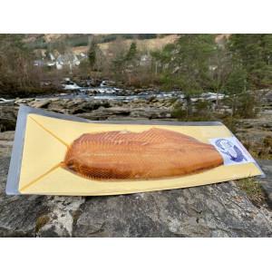 Falls of Dochart Whisky Hot Smoked Salmon 800g