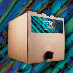Broadway Press® Ice Cyder® Original 6% ABV - 10 Litre Box