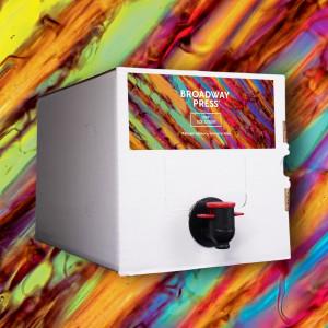 Broadway Press® Ice Cyder® Dry Ice 7.3% ABV - 5 Litre Box