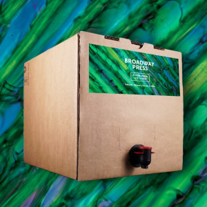Broadway Press® Ice Cyder® Elderflower 4% ABV - 10 Litre Box
