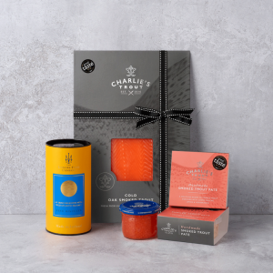 CHARLIE'S SELECTION + CAVIAR GIFT BOX