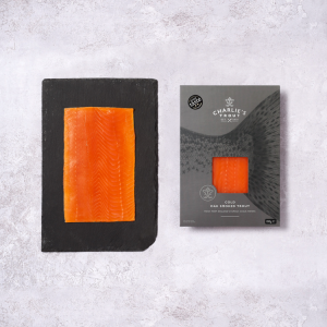 COLD OAK SMOKED TROUT 100G