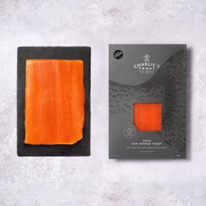 COLD OAK SMOKED TROUT 250G
