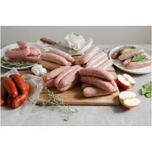 Sausage variety pack 4kg